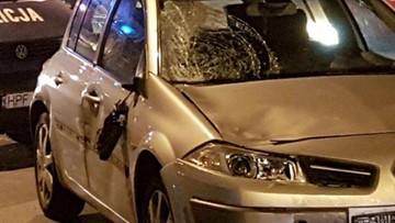 13-12-2016 15:33 Sprawca szaleńczego rajdu po ulicach Łodzi w szpitalu psychiatrycznym