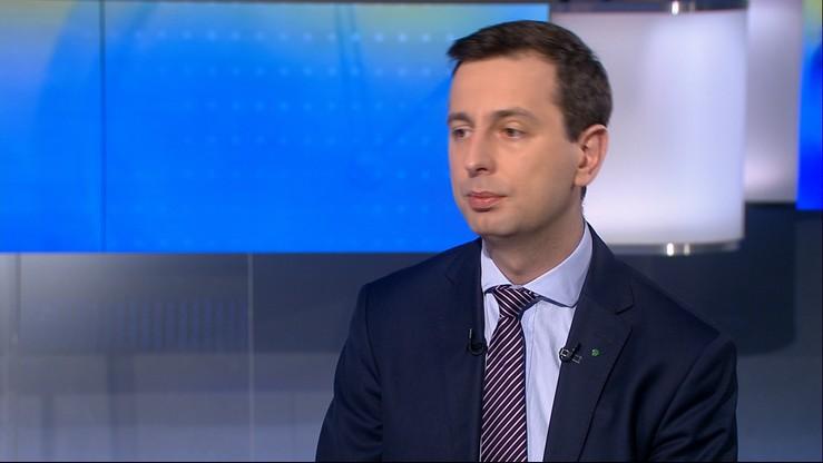 """Kosiniak-Kamysz: """"Wicepremier i minister widzą, że Polska nie jest w ruinie"""""""