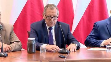 Szyszko: do 4 sierpnia będzie gotowy wniosek do KE ws. Puszczy Białowieskiej