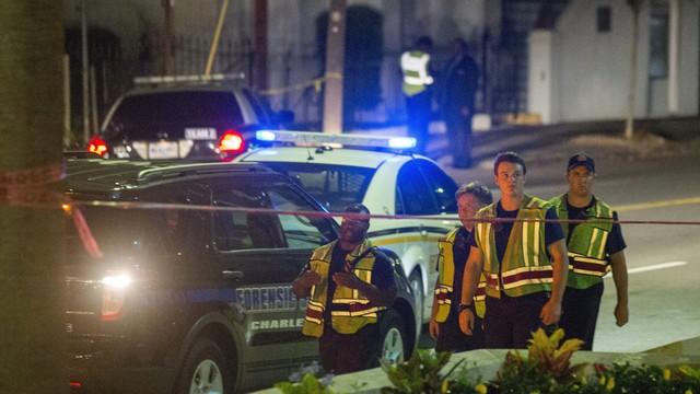 USA: dziewięć osób zastrzelonych w kościele w Charleston