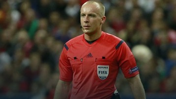 2017-05-09 Liga Europy: Marciniak sędzią półfinałowego meczu w Lyonie