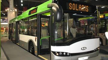 01-08-2017 16:56 Solaris dostarczy autobusy elektryczne dla Brukseli