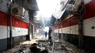 23-04-2016 21:32 Syria: Co najmniej 31 ofiar śmiertelnych w ciągu dwóch dni