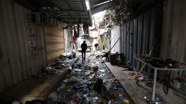 Irak: Państwo Islamskie przyznało się do podwójnego zamachu w Bagdadzie