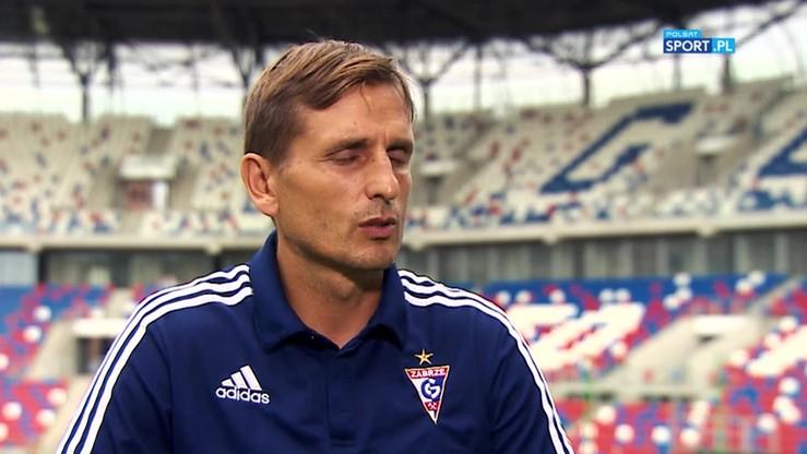 2016-08-04 Brosz: Wszyscy oczekują od Górnika powrotu do Ekstraklasy