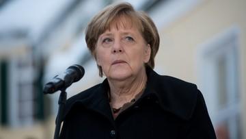 20-01-2016 19:14 Merkel znów odrzuca postulat zmiany polityki migracyjnej