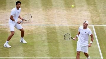 2017-07-15 Wimbledon: Kubot/Melo - Marach/Pavic. Skrót finału (WIDEO)