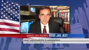 Mariusz Max Kolonko - Rebelia mieszkańców w Minneapolis