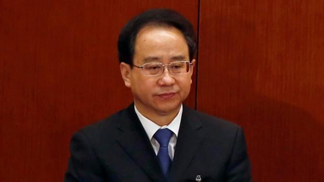 Były doradca poprzedniego prezydenta Chin skazany na dożywocie