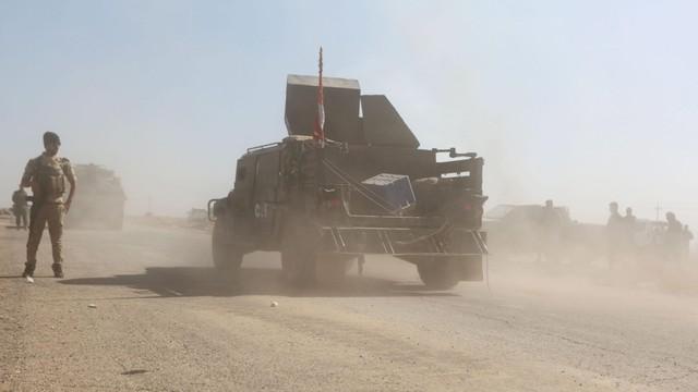Irak: po ciężkich walkach siły rządowe odbiły z rąk IS miasto Kirkuk
