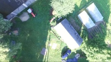 Zwłoki znalezione w domu na wsi. Dwie osoby zatrzymane