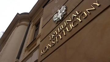 12-01-2017 21:25 Ziobro zaskarżył do TK wybór trzech sędziów Trybunału wybranych w 2010 roku