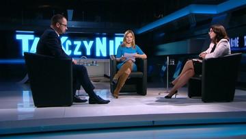 """12-09-2017 21:57 """"PiS wydaje publiczne pieniądze na twardą propagandę partii"""". Gasiuk-Pihowicz w programie """"Tak czy Nie"""""""