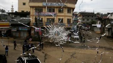 29-05-2017 12:36 Walcząca z islamistami filipińska armia kontroluje większość Marawi