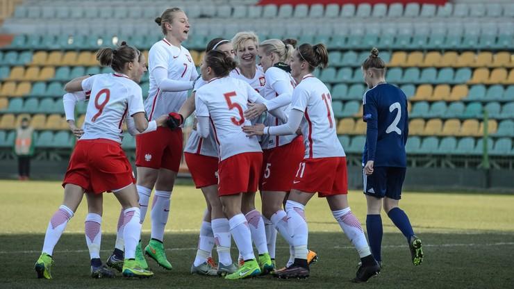 Polskie piłkarki lepsze od Ukrainek