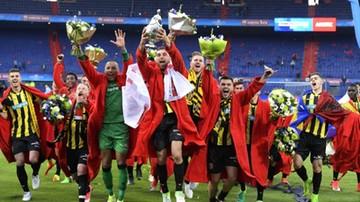 2017-04-30 Puchar Holandii: Pierwsze trofeum Vitesse Arnhem