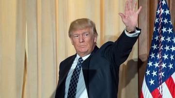 29-03-2017 05:38 Trump podpisał dekret wycofujący Plan Czystej Energii