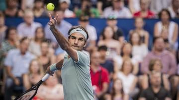 2017-01-04 Puchar Hopmana: Federer przegrał z 19-latkiem