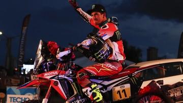 2017-01-04 Dakar: Hiszpan Barreda liderem po 3. etapie wśród motocyklistów