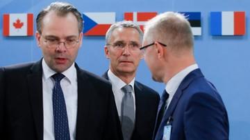 2016-10-27 Silniejsza Europa oznacza silniejsze NATO. Spotkanie ministrów obrony NATO