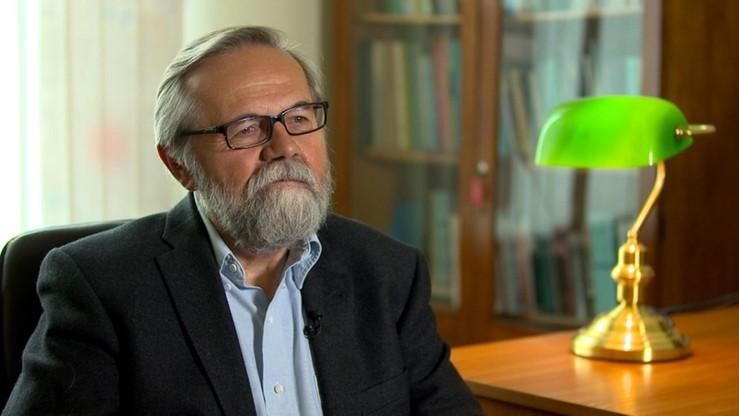 Ryszard Bugaj zrezygnował z udziału w prezydenckiej Narodowej Radzie Rozwoju