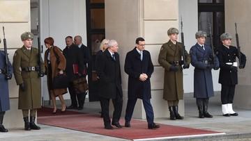 """09-01-2018 16:39 """"Najwidoczniej chodzi o poprawę relacji z UE"""". Niemieckie media o rekonstrukcji polskiego rządu"""
