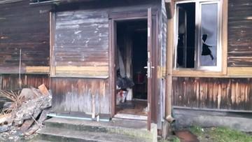 2016-12-10 Śmierć w płomieniach. Jedna osoba nie żyje, sześcioro dzieci w szpitalu