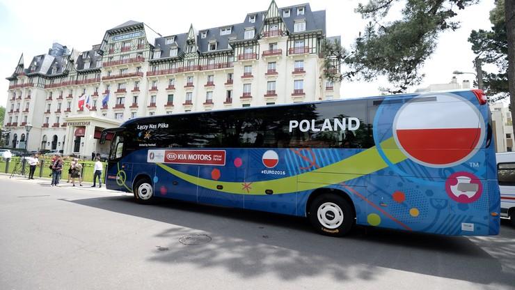 ME 2016: polscy piłkarze już we Francji