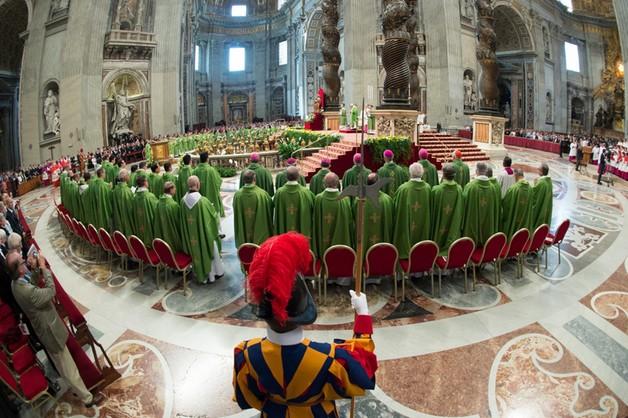 Biskupi sprzeciwią się papieżowi?