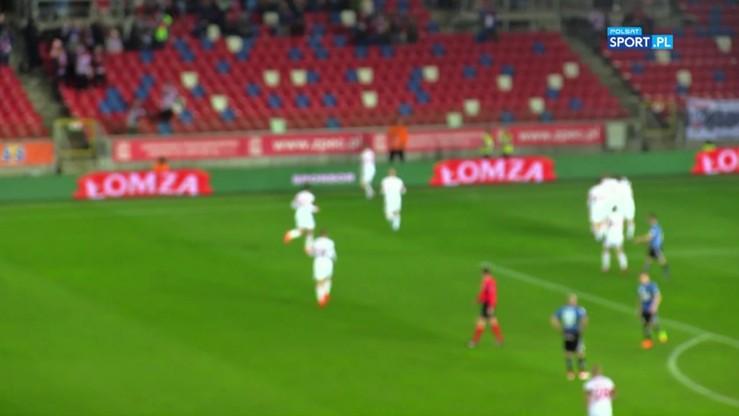 Górnik Zabrze - Sandecja Nowy Sącz 2:0. Skrót meczu