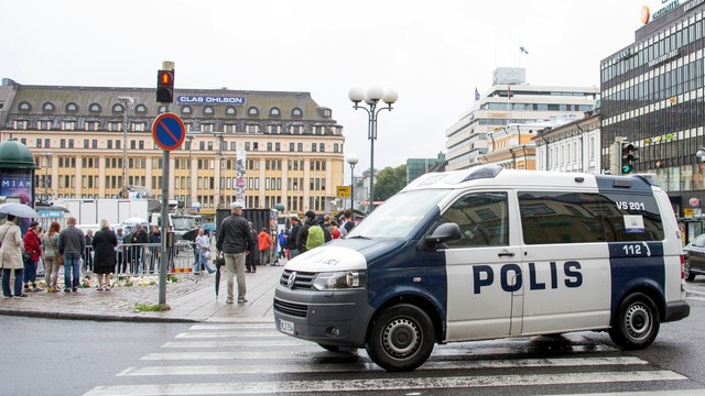 Finlandia: 18-letni Marokańczyk nożownikiem z Turku