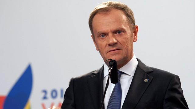 Tusk: nie możemy pozwolić by terroryści odnieśli swoje cele
