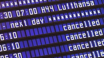 27-11-2016 13:28 Koniec strajku Lufthansy, ale część lotów dalej odwołana