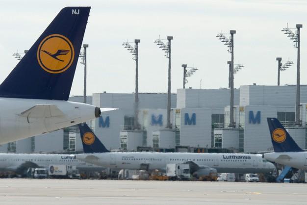 Niemcy: rozpoczął się kolejny strajk pilotów Lufthansy
