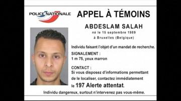 27-04-2016 11:21 Podejrzany o terroryzm Abdeslam został wydany Francji