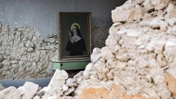 """03-11-2016 13:03 """"Potrzeba czasu, pieniędzy, ludzi"""". Zniszczona Umbria nie poradzi sobie bez zagranicznej pomocy"""