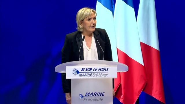 Marine Le Pen Ue | Marine World