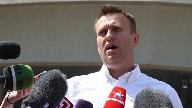 Rosja: Sąd Najwyższy podtrzymał decyzję o wykluczeniu Nawalnego z wyborów