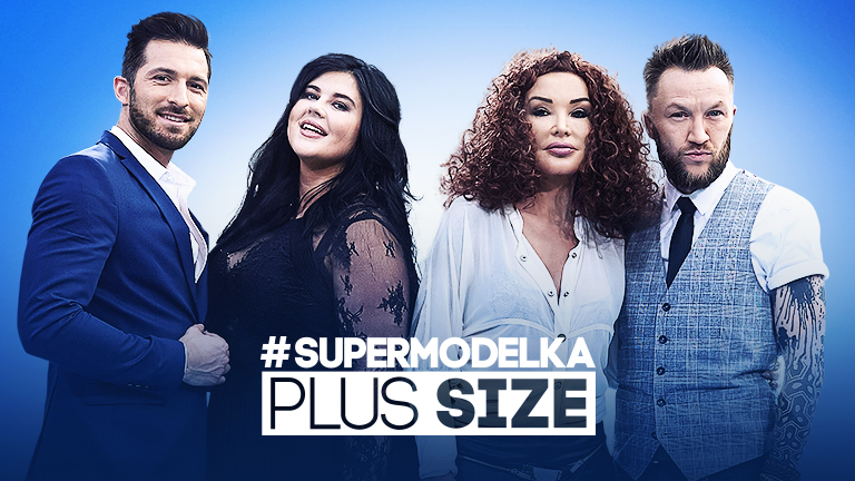 #Supermodelka<br> Plus Size