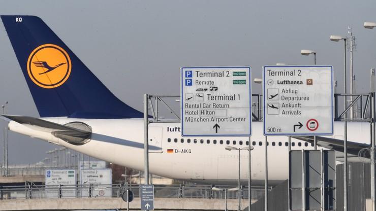 Piloci Lufthansy wznowili strajk. Odwołane loty we wtorek i środę