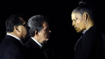 19-12-2015 09:19 Obama spotkał się z rodzinami ofiar zamachu w San Bernardino