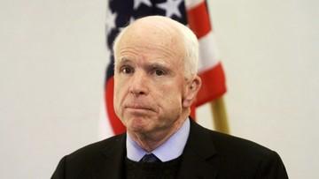27-12-2016 17:20 Senator McCain: wojska USA powinny stacjonować w Estonii na stałe