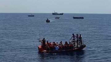 08-05-2017 18:32 Około 200 migrantów zginęło w ostatnich dniach na Morzu Śródziemnym