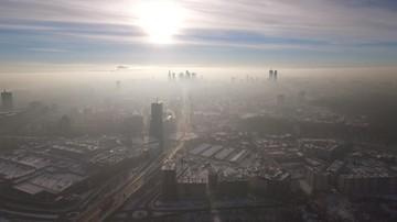 17-10-2017 16:59 Smog nad Warszawą. Normy przekroczone prawie o 300 proc.