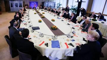 07-03-2016 19:20 Na szczycie ws. migracji Turcja stawia nowe żądania wobec UE