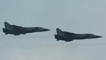 01-08-2017 18:10 Myśliwce NATO i fińskie przechwyciły rosyjskie samoloty koło Estonii