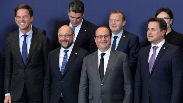 Przywódcy UE poparli plan współpracy z Turcją dot. uchodźców