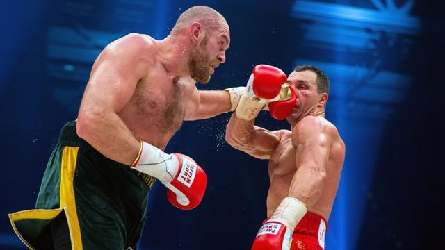 Sensacja w boksie. Fury pokonał na punkty Kliczkę i pozbawił go tytułu