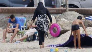 26-08-2016 15:48 Zakaz burkini na plażach zawieszony. Decyzja francuskiej Rady Stanu