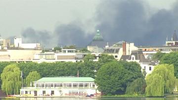 Podpalone samochody i wybite szyby. Trwają protesty w trakcie G20